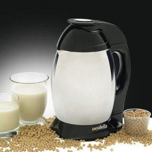 Faire du lait de soja avec le Soyabella : la machine à laits végétaux